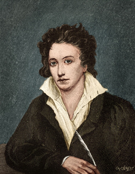 Percy Bysshe Shelley「Percy Bysshe Shelley after」:写真・画像(1)[壁紙.com]