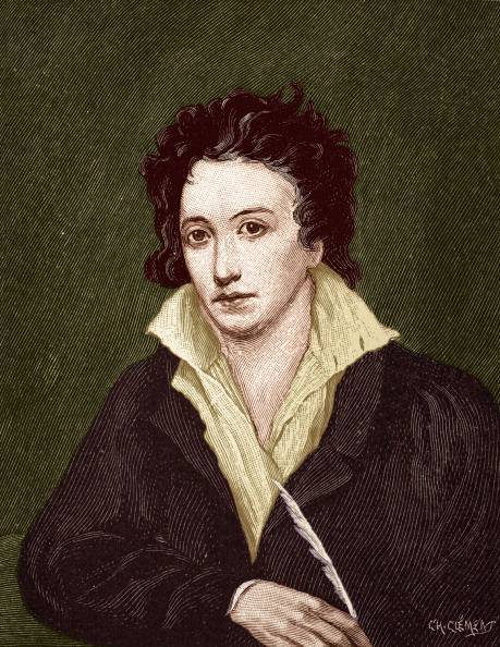 Percy Bysshe Shelley「Percy Bysshe Shelley after」:写真・画像(2)[壁紙.com]