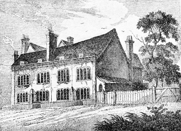 Romance「Percy Bysshe Shelley 's 1817 residence」:写真・画像(4)[壁紙.com]