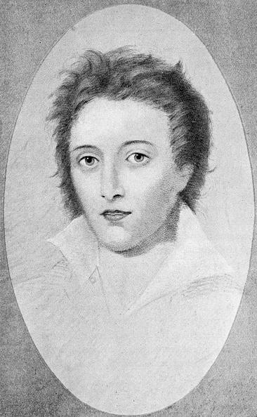 クレヨン「Percy Bysshe Shelley - portrait」:写真・画像(18)[壁紙.com]