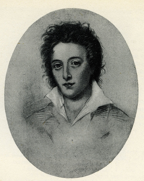 Percy Bysshe Shelley「Percy Bysshe Shelley portrait」:写真・画像(11)[壁紙.com]