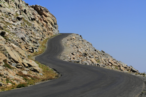 Steep「Mount Evans road, Idaho Springs, Colorado」:スマホ壁紙(16)