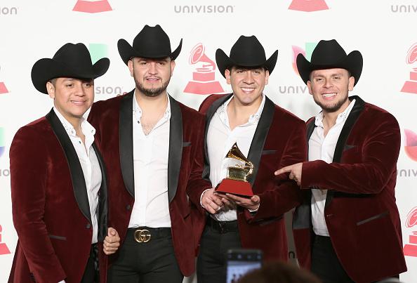 MGM Grand Garden Arena「The 19th Annual Latin GRAMMY Awards  - Press Room」:写真・画像(17)[壁紙.com]