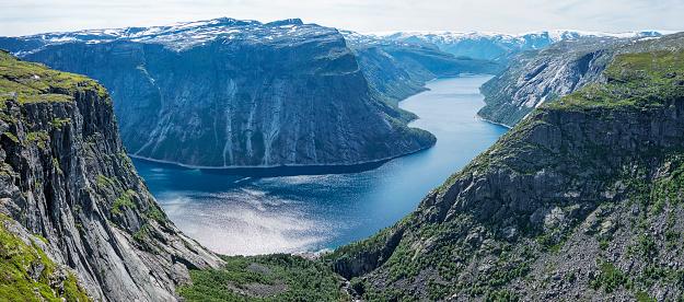 Fjord「way to Trolltunga」:スマホ壁紙(16)