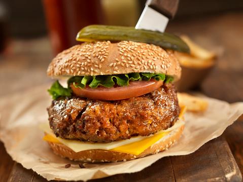 Parchment「Sirloin Steak Burger」:スマホ壁紙(3)