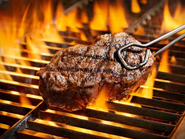 BBQ Sirloin Steaks:スマホ壁紙(壁紙.com)