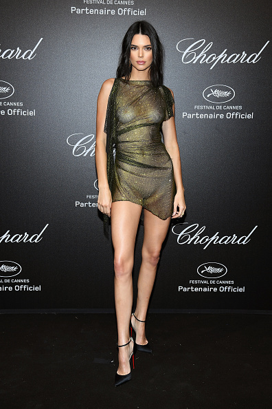 Kendall Jenner「Chopard Secret Night - Arrivals - The 71st Annual Cannes Film Festival」:写真・画像(13)[壁紙.com]