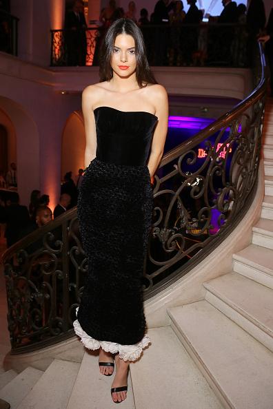 黒「Vogue 95th Anniversary Party」:写真・画像(3)[壁紙.com]