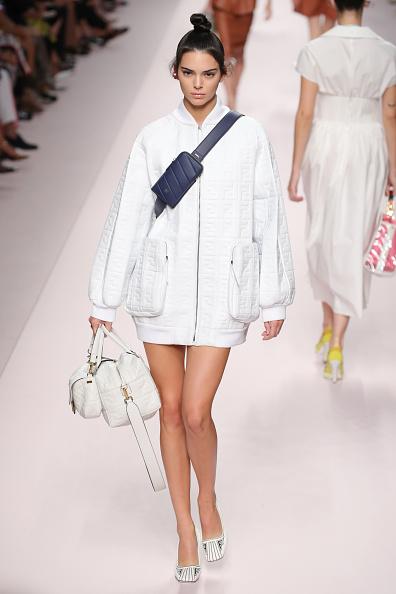 Jacket「Fendi - Runway - Milan Fashion Week Spring/Summer 2019」:写真・画像(0)[壁紙.com]