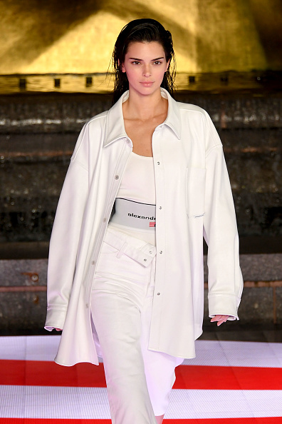 Kendall Jenner「Alexander Wang Collection 1 - Runway」:写真・画像(18)[壁紙.com]