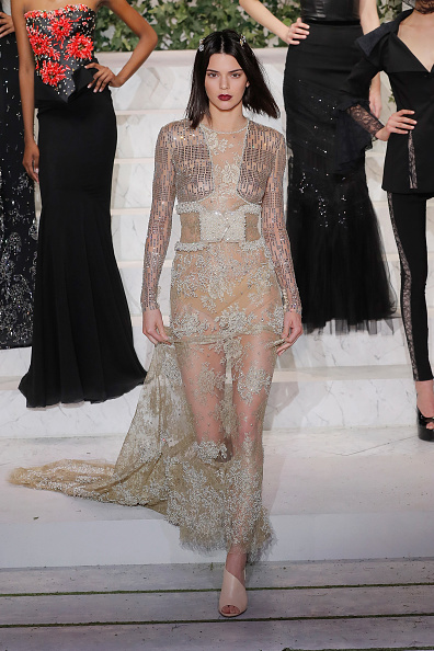 Lace - Textile「La Perla Fall/Winter 2017 RTW Show - Runway」:写真・画像(11)[壁紙.com]