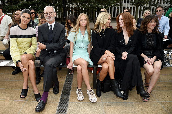 Front Row「Longchamp SS20 Runway Show - Front Row」:写真・画像(2)[壁紙.com]