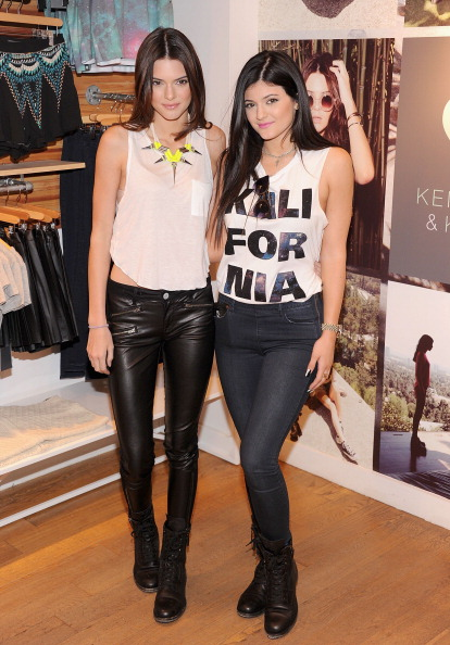 """Boot「""""Kendall And Kylie"""" Fall Collection Preview」:写真・画像(16)[壁紙.com]"""