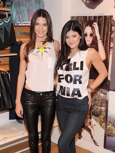 """Casual Clothing「""""Kendall And Kylie"""" Fall Collection Preview」:写真・画像(10)[壁紙.com]"""