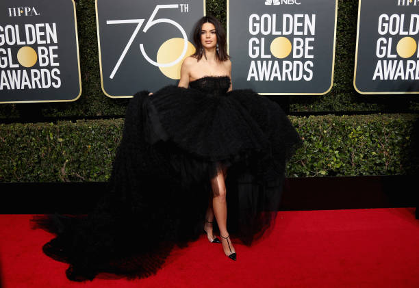 Golden Globe Awards「75th Annual Golden Globe Awards - Arrivals」:写真・画像(14)[壁紙.com]