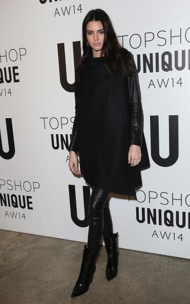 London Fashion Week「Topshop Unique: Front Row - London Fashion Week AW14」:写真・画像(19)[壁紙.com]