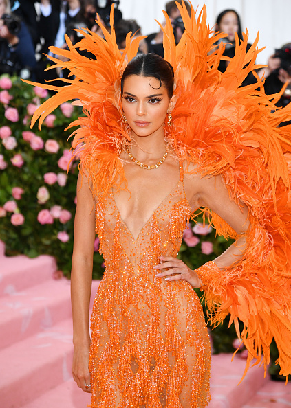 Kendall Jenner「The 2019 Met Gala Celebrating Camp: Notes on Fashion - Arrivals」:写真・画像(17)[壁紙.com]