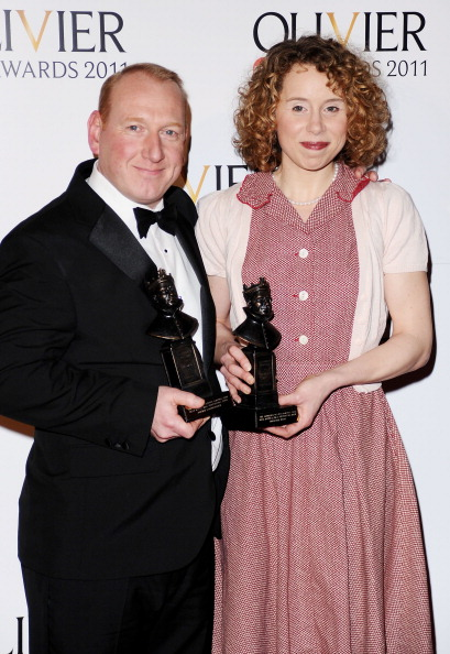 Covent Garden「The Olivier Awards 2011 - Press Room」:写真・画像(1)[壁紙.com]