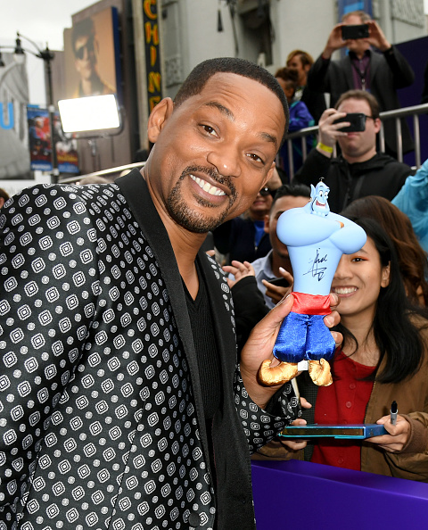 "El Capitan Theatre「Premiere Of Disney's ""Aladdin"" - Red Carpet」:写真・画像(9)[壁紙.com]"