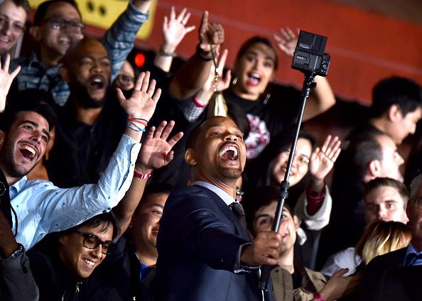 "Frazer Harrison「Premiere Of Netflix's ""Bright"" - Arrivals」:写真・画像(2)[壁紙.com]"