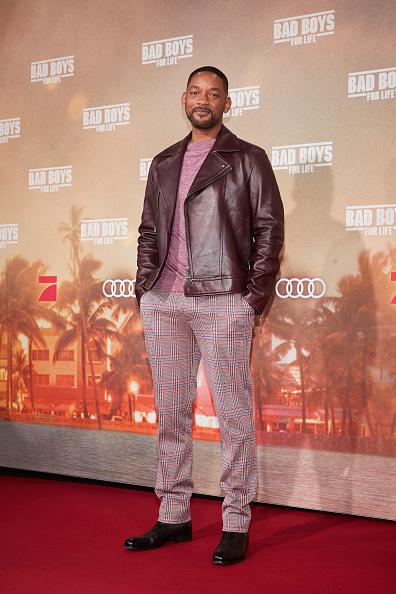 "Brown Shoe「""Bad Boys For Life"" Premiere In Berlin」:写真・画像(5)[壁紙.com]"