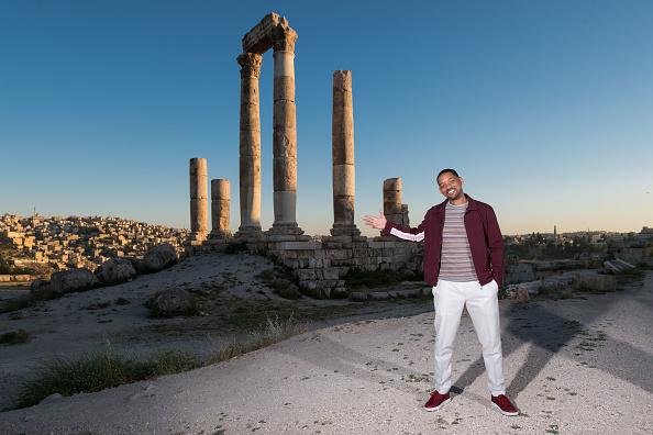 "Ian Gavan「Stars Of Disney's Live-action ""Aladdin"" Return To Jordan As Part Of The Film's Magic Carpet World Tour - Photocall」:写真・画像(7)[壁紙.com]"