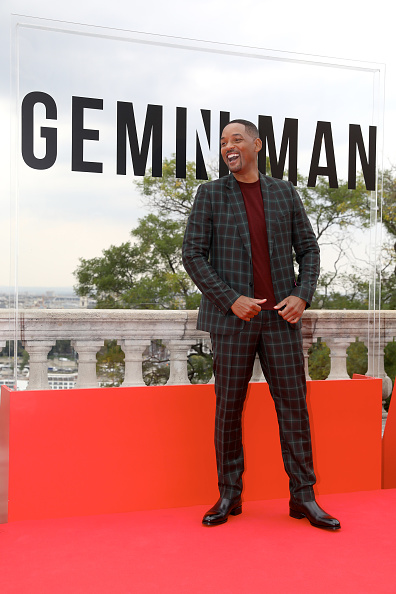 """Tristan Fewings「Paramount Pictures, Skydance and Jerry Bruckheimer Films """"Gemini Man"""" Budapest Red Carpet」:写真・画像(8)[壁紙.com]"""