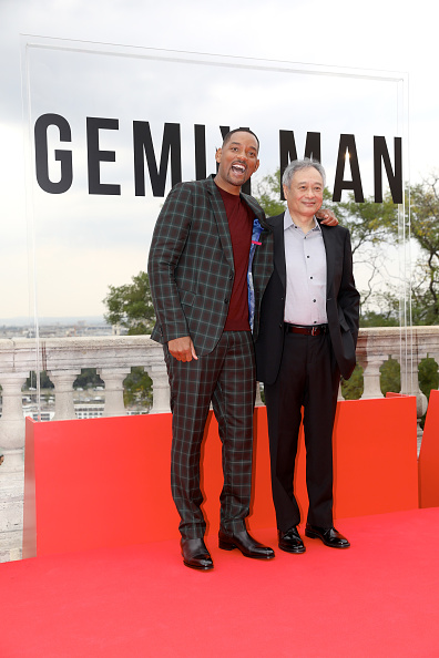 """Tristan Fewings「Paramount Pictures, Skydance and Jerry Bruckheimer Films """"Gemini Man"""" Budapest Red Carpet」:写真・画像(5)[壁紙.com]"""