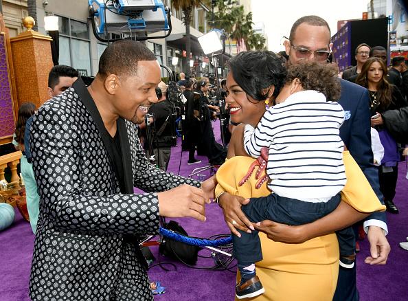 "Film Premiere「Premiere Of Disney's ""Aladdin"" - Red Carpet」:写真・画像(8)[壁紙.com]"