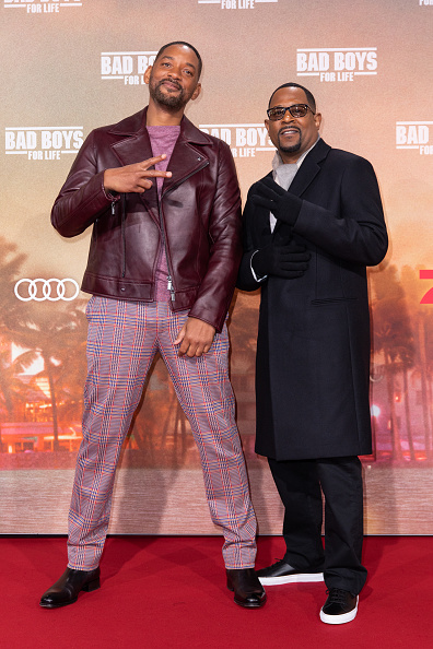 "Brown Shoe「""Bad Boys For Life"" Premiere In Berlin」:写真・画像(8)[壁紙.com]"