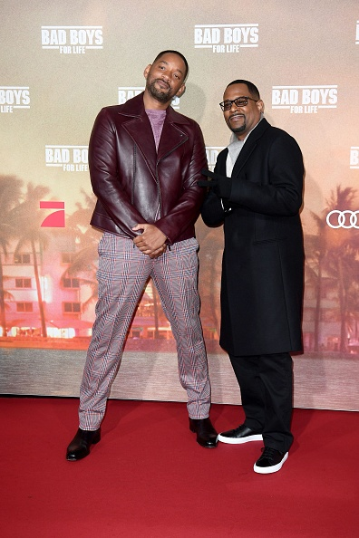 "Brown Shoe「""Bad Boys For Life"" Premiere In Berlin」:写真・画像(9)[壁紙.com]"