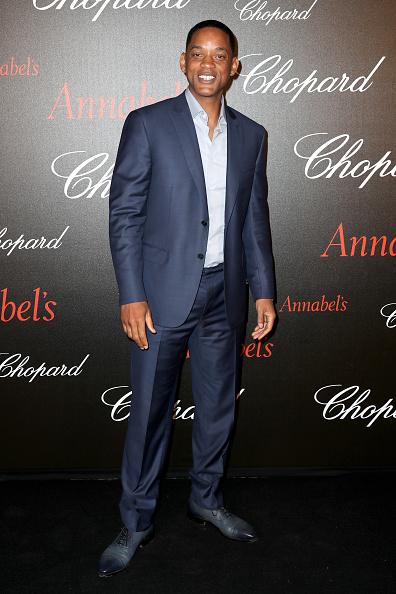 俳優 ウィル・スミス「Annabel's & Chopard Party - The 70th Annual Cannes Film Festival」:写真・画像(11)[壁紙.com]