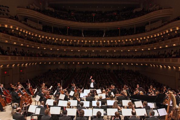 Carnegie Hall「Mariinsky Orchestra」:写真・画像(6)[壁紙.com]