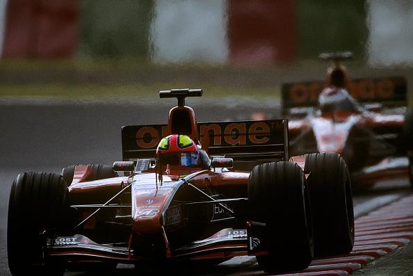 Japanese Formula One Grand Prix「Enrique Bernoldi, Jos Verstappen, Grand Prix Of Japan」:写真・画像(8)[壁紙.com]