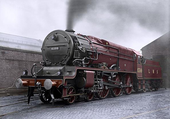 Locomotive「LMS 6399 Fury」:写真・画像(16)[壁紙.com]