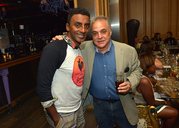 Hennessy「Moet & Chandon Champagne And Hennessy Present Harlem Shake Dinner Hosted By Marcus Samuelsson With Charles Gabriel, JJ Johnson And Christopher Lee - Part of The New York Times Dinner Series - 2015 Food Network & Cooking Channel South Beach Wine & Food」:写真・画像(18)[壁紙.com]