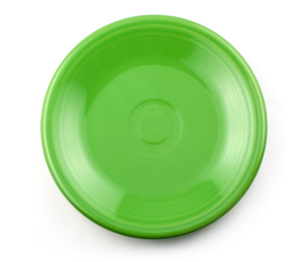 Porcelain「Green Plate」:スマホ壁紙(0)