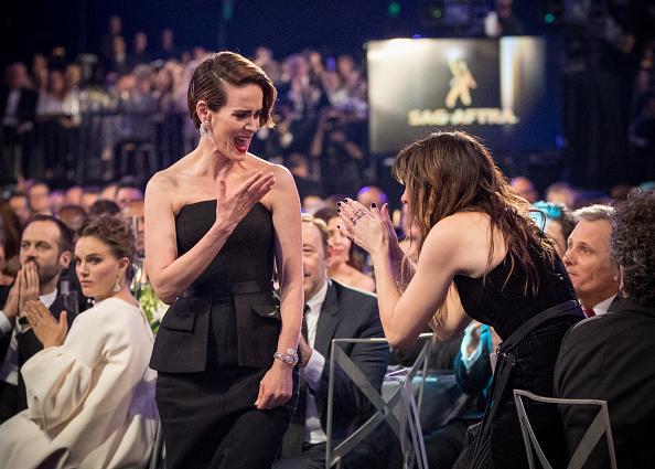 シュラインオーディトリアム「The 23rd Annual Screen Actors Guild Awards - Roaming Show」:写真・画像(17)[壁紙.com]