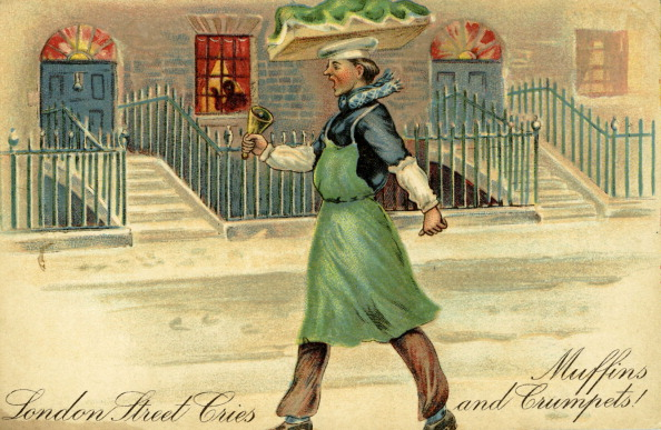 City Life「London street cries: baker 's boy」:写真・画像(8)[壁紙.com]