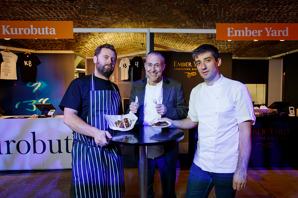 Octopus「Taste Of London Winter Launches」:写真・画像(11)[壁紙.com]