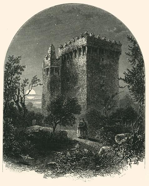 1870-1879「Blarney Castle」:写真・画像(1)[壁紙.com]