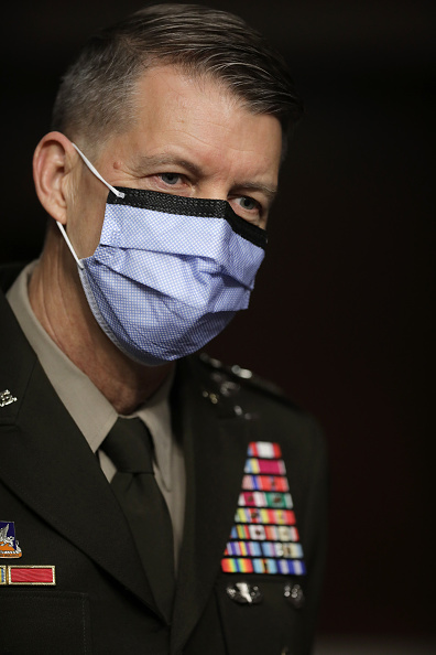 Daniel Gi「Senate Armed Services Committee Holds Nominations Hearing For National Security Positions」:写真・画像(6)[壁紙.com]