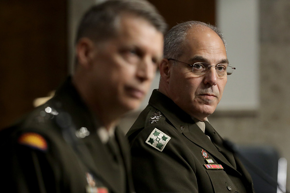 Daniel Gi「Senate Armed Services Committee Holds Nominations Hearing For National Security Positions」:写真・画像(0)[壁紙.com]