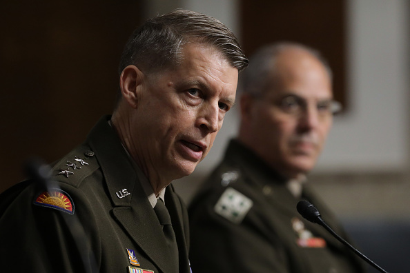Daniel Gi「Senate Armed Services Committee Holds Nominations Hearing For National Security Positions」:写真・画像(4)[壁紙.com]