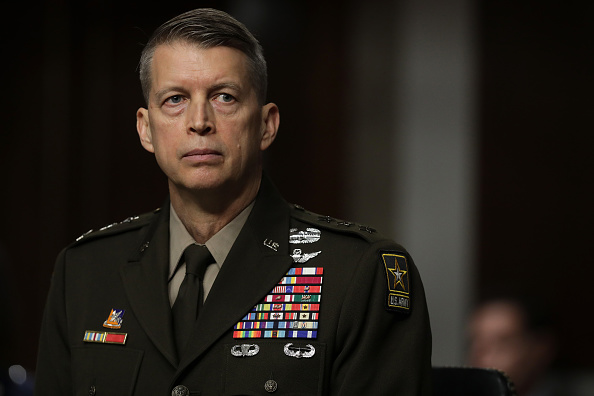 Daniel Gi「Senate Armed Services Committee Holds Nominations Hearing For National Security Positions」:写真・画像(2)[壁紙.com]