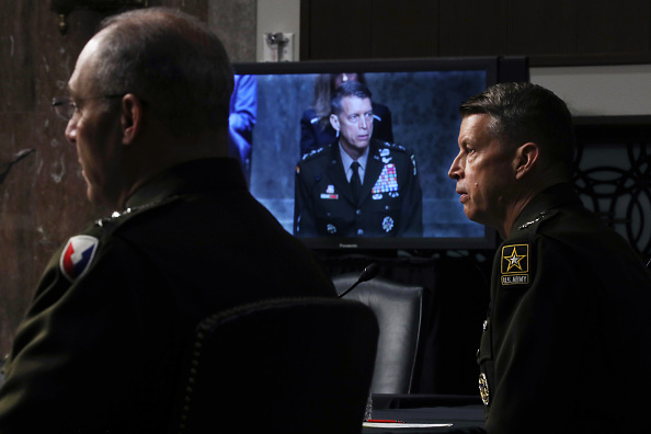 Daniel Gi「Senate Armed Services Committee Holds Nominations Hearing For National Security Positions」:写真・画像(19)[壁紙.com]