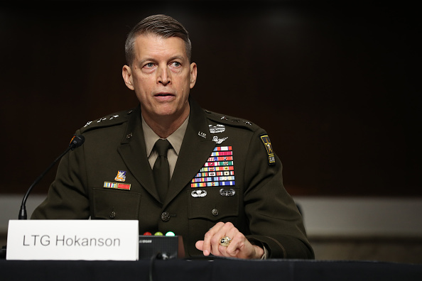 Daniel Gi「Senate Armed Services Committee Holds Nominations Hearing For National Security Positions」:写真・画像(5)[壁紙.com]