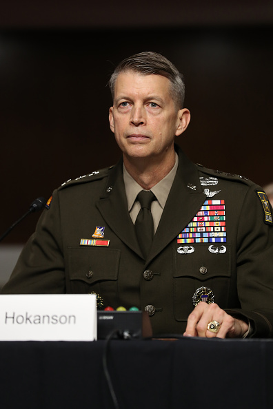 Daniel Gi「Senate Armed Services Committee Holds Nominations Hearing For National Security Positions」:写真・画像(15)[壁紙.com]