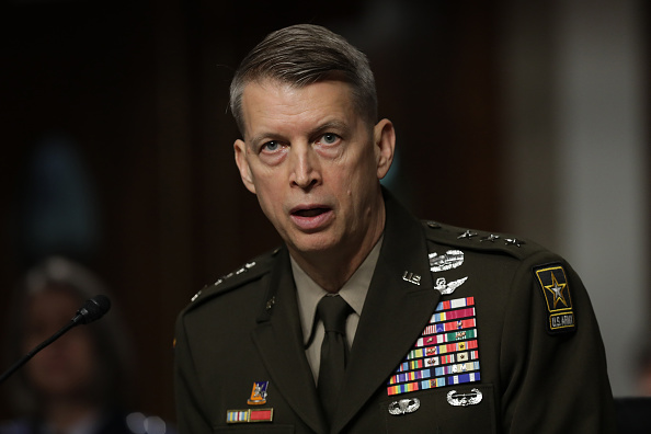 Daniel Gi「Senate Armed Services Committee Holds Nominations Hearing For National Security Positions」:写真・画像(3)[壁紙.com]
