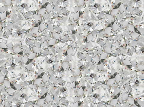 Crystal「Texture background of a clear crystal diamond」:スマホ壁紙(2)